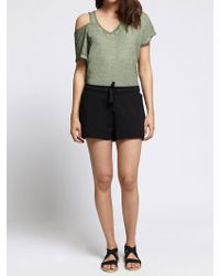 Sanctuary Clothing - French Terry Short - Lyst