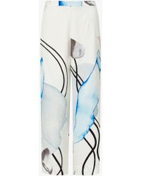Sass & Bide - The Abstract Pants - Lyst