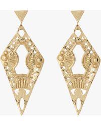 Sass & Bide - Moonlight Bay Earrings - Lyst