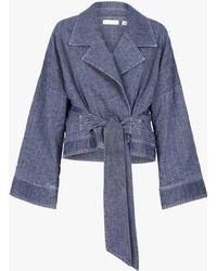 Sass & Bide - Tough Stitches Jacket - Lyst