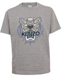 KENZO - Leopard Tiger T-shirt - Lyst
