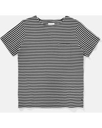 Saturdays NYC - Collette Feeder Short Sleeve T-shirt - Lyst