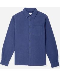 Saturdays NYC - Perry Boucle Longsleeve Shirt - Lyst