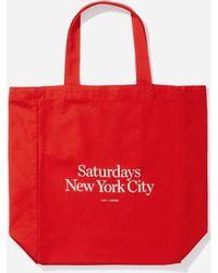 Saturdays NYC - Miller Standard Tote - Lyst