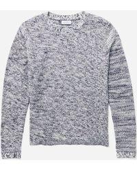 Saturdays NYC - Wade Reverse Sweater - Lyst