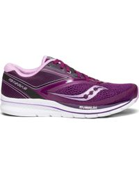 fff8d5b52045 Lyst - Saucony Kinvara 9 Running Shoes (for Women) in Blue