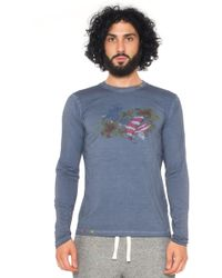 U.S. POLO ASSN. - Round-necked T-shirt - Lyst