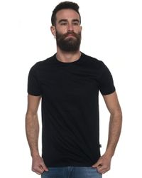 BOSS by Hugo Boss - Round-necked T-shirt - Lyst