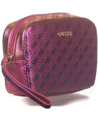 Guess - Cosmetic Case - Lyst