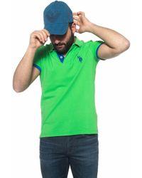 U.S. POLO ASSN. - Short Sleeve Polo Shirt - Lyst
