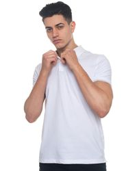 Refrigue - Polo Shirt In Cotton Piquet - Lyst