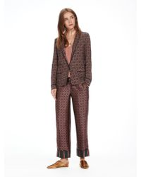 Scotch & Soda - Draped Pyjama Blazer - Lyst