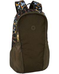 Scotch & Soda - Leopard Print Backpack - Lyst