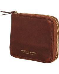 Scotch & Soda - Classic Coin Wallet - Lyst