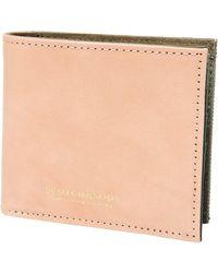 Scotch & Soda - Leather Billfold Wallet - Lyst
