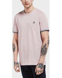 Henri Lloyd - Lackan Oxford Pique Short Sleeve T-shirt - Lyst