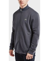 Lacoste - Pique Zip Through Track Top - Online Exclusive - Lyst