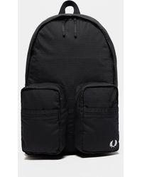 3024997820 Huf Utility Backpack in Black for Men - Lyst