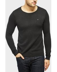 Tommy Hilfiger - Long Sleeve Crew T-shirt - Lyst