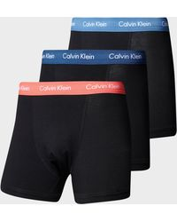 CALVIN KLEIN 205W39NYC - 3 Pack Trunks - Lyst