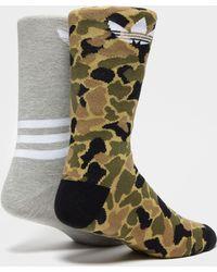 adidas Originals - 2-pack Socks - Lyst