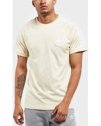 8b82f87b73d Lyst - Adidas Originals California Short Sleeve T-shirt in Red for Men