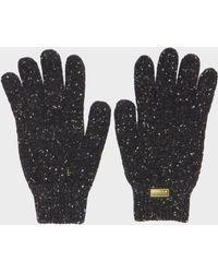 Barbour - International Knit Gloves - Online Exclusive - Lyst