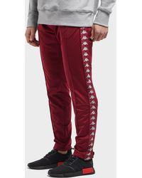 Kappa - Banda Snap Button Tape Track Pants - Lyst