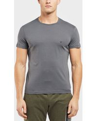 Emporio Armani - 2 Pack Short Sleeve T-shirt - Lyst