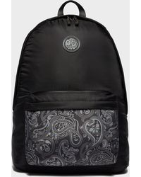3438a2d67a Pretty Green - Paisley Backpack - Lyst