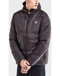 Fila - Vincenzi Padded Jacket - Online Exclusive - Lyst