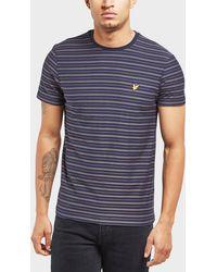 Lyle & Scott - Bungee Short Sleeve T-shirt - Lyst