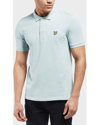 Lyle & Scott - Short Sleeve Core Polo Shirt - Lyst