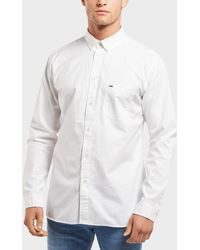 Tommy Hilfiger - Tape Woven Long Sleeve Shirt - Lyst