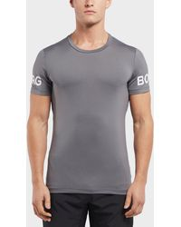 Björn Borg - Short Sleeve T-shirt - Lyst