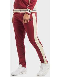 Fila - Setter Slim Fleece Trousers - Lyst