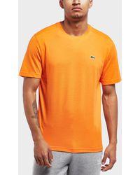 Lacoste - Croc Short Sleeve T-shirt - Lyst