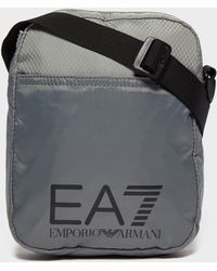 EA7 - Train Logo Small Bag - Lyst