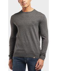 Pretty Green - Hinchcliffe Crewneck Sweatshirt - Lyst