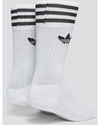 adidas Originals - 3 Pack Socks - Lyst