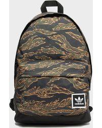 adidas Originals - Camo Print Backpack - Online Exclusive - Lyst e611c0aeb244e