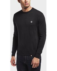 Pretty Green - Knitted Crew - Lyst