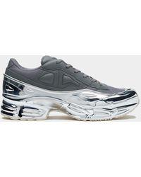 adidas By Raf Simons - Ash / Silver Rs Ozweego - Lyst