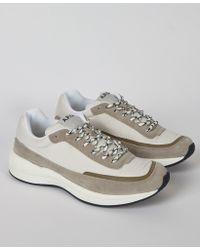 A.P.C. - Running Sneaker - Lyst