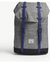 Herschel Supply Co. - Retreat Canvas Backpack - Lyst