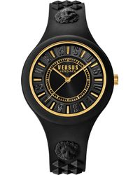 Versus  | Soq050015 Fire Island Resin And Silicone Watch | Lyst
