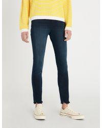 J Brand - Leenah High-rise Skinny Jeans - Lyst