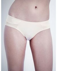 Amoralia - Luna Jersey Maternity Hipster Briefs - Lyst