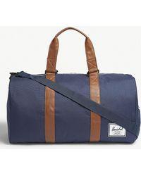 Herschel Supply Co. - Novel Canvas Duffle Bag - Lyst