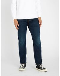 Levi's - 502 Regular-fit Tapered Jeans - Lyst